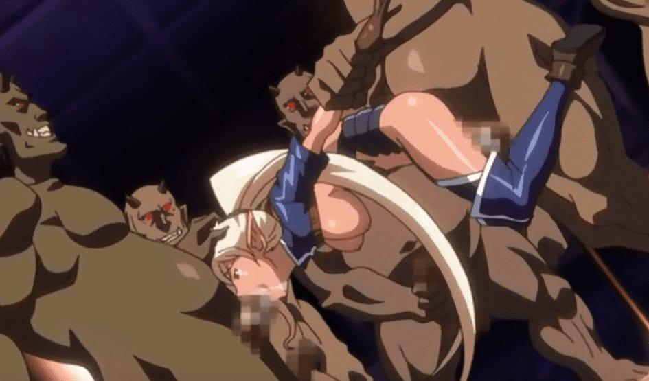 Kuroinu Episode 1 hentai
