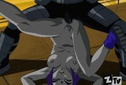 Teen Titans Slade vs Raven