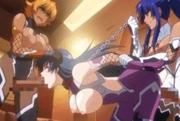 Taimanin Asagi 3 – Episode 2