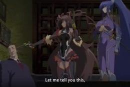 Taimanin Yukikaze Episode 1