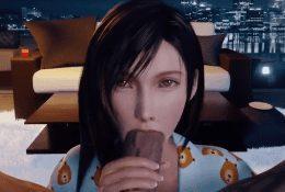 Tifa Final Fantasy Compilation
